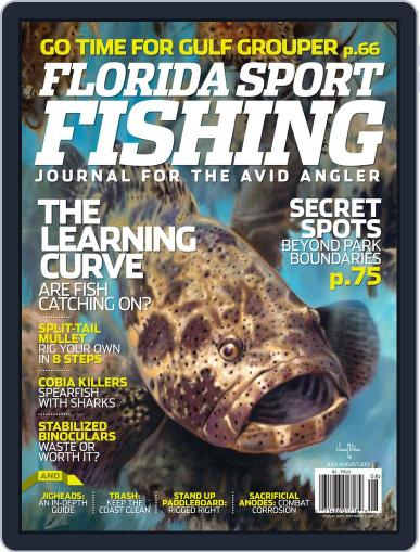 Florida Sport Fishing (Digital) June 25th, 2013 Issue Cover