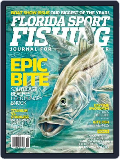 Florida Sport Fishing (Digital) September 5th, 2012 Issue Cover