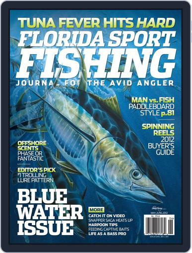 Florida Sport Fishing (Digital) April 26th, 2012 Issue Cover