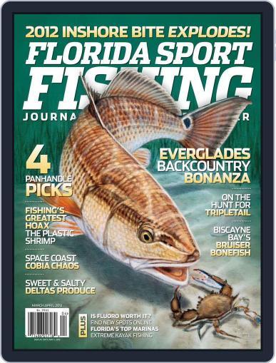 Florida Sport Fishing (Digital) February 24th, 2012 Issue Cover