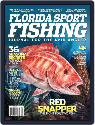 Florida Sport Fishing (Digital) January 4th, 2012 Issue Cover