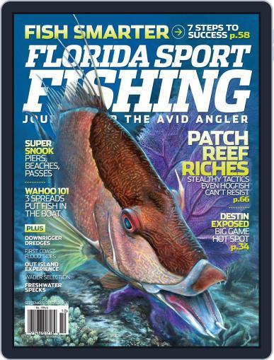 Florida Sport Fishing September 1st, 2011 Digital Back Issue Cover