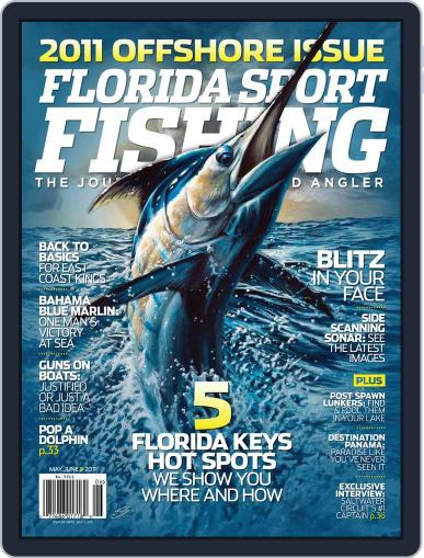 Florida Sport Fishing (Digital) May 1st, 2011 Issue Cover