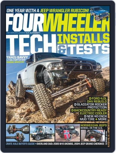 Four Wheeler (Digital) July 1st, 2020 Issue Cover