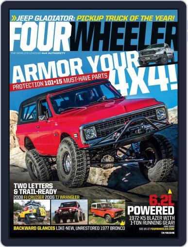 Four Wheeler June 1st, 2020 Digital Back Issue Cover