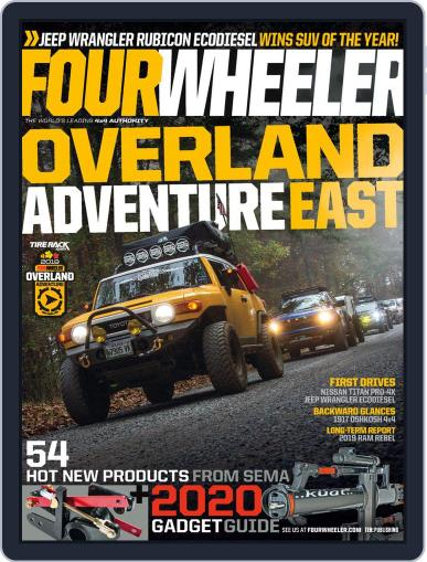 Four Wheeler May 1st, 2020 Digital Back Issue Cover