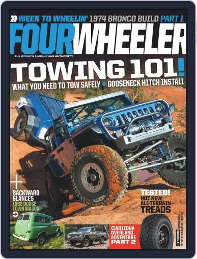 Four Wheeler December 1st, 2019 Digital Back Issue Cover