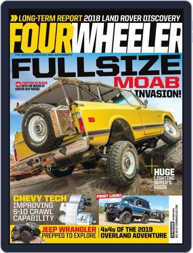 Four Wheeler October 1st, 2019 Digital Back Issue Cover