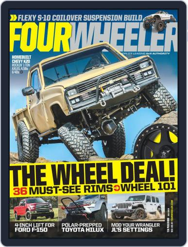 Four Wheeler (Digital) July 1st, 2019 Issue Cover