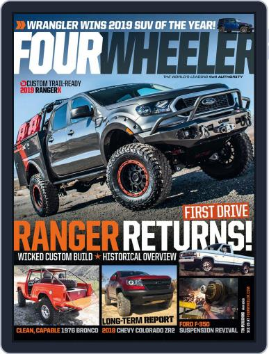 Four Wheeler (Digital) March 8th, 2019 Issue Cover