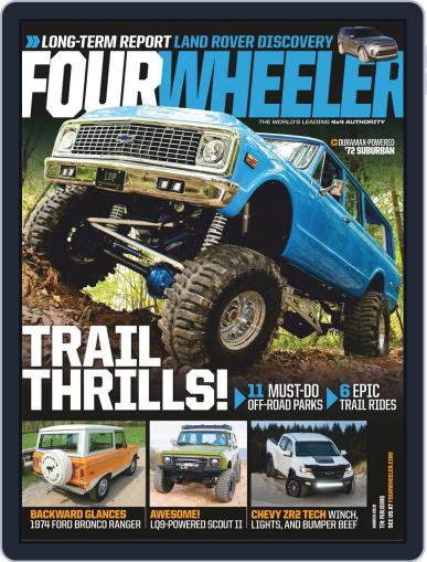 Four Wheeler January 4th, 2019 Digital Back Issue Cover
