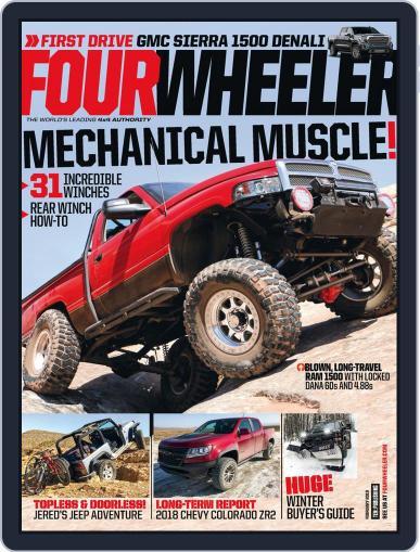 Four Wheeler (Digital) December 7th, 2018 Issue Cover
