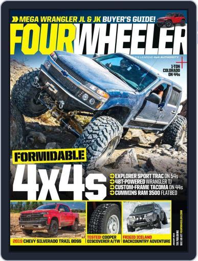 Four Wheeler November 2nd, 2018 Digital Back Issue Cover