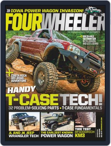 Four Wheeler (Digital) October 5th, 2018 Issue Cover