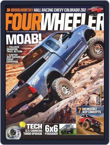 Four Wheeler September 1st, 2018 Digital Back Issue Cover