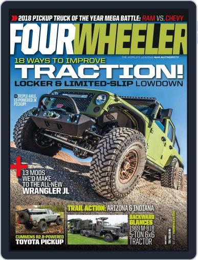 Four Wheeler (Digital) June 1st, 2018 Issue Cover