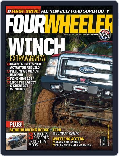 Four Wheeler (Digital) February 1st, 2017 Issue Cover