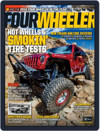 Four Wheeler February 5th, 2016 Digital Back Issue Cover