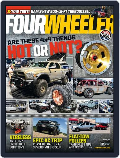 Four Wheeler (Digital) January 8th, 2016 Issue Cover