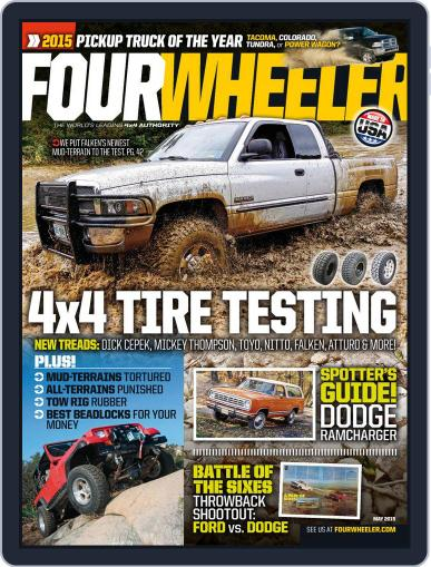 Four Wheeler (Digital) May 1st, 2015 Issue Cover