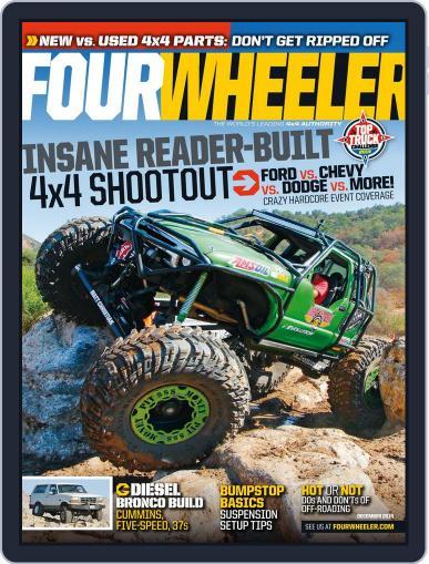 Four Wheeler (Digital) December 1st, 2014 Issue Cover