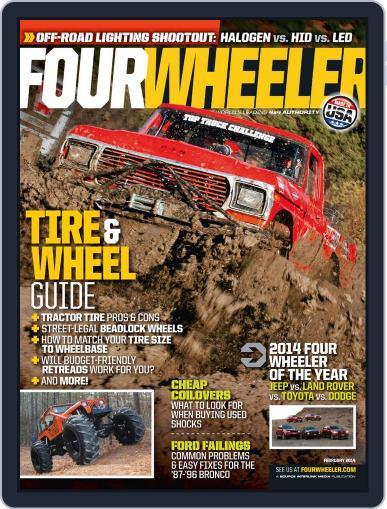 Four Wheeler December 17th, 2013 Digital Back Issue Cover