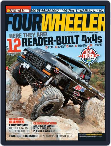 Four Wheeler (Digital) September 17th, 2013 Issue Cover
