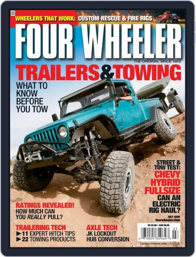 Four Wheeler (Digital) May 19th, 2009 Issue Cover