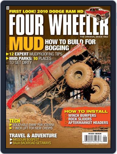 Four Wheeler (Digital) April 21st, 2009 Issue Cover