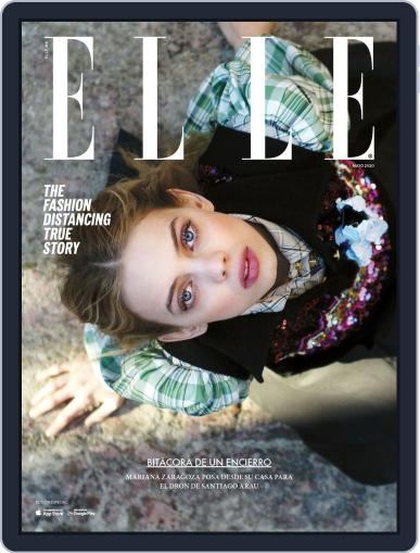 Elle México (Digital) May 1st, 2020 Issue Cover