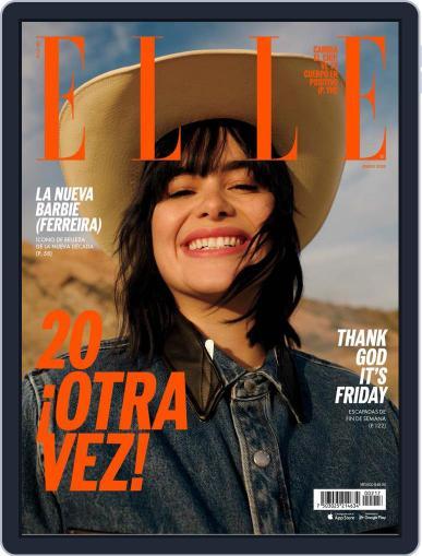 Elle México (Digital) January 1st, 2020 Issue Cover
