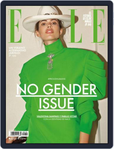 Elle México (Digital) June 1st, 2019 Issue Cover