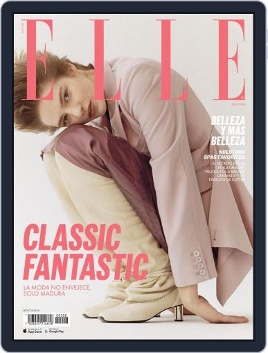 Elle México (Digital) May 1st, 2019 Issue Cover