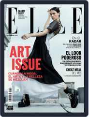 Elle México (Digital) Subscription November 1st, 2016 Issue