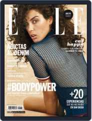 Elle México (Digital) Subscription July 1st, 2016 Issue