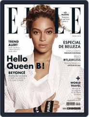 Elle México (Digital) Subscription May 1st, 2016 Issue