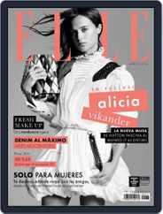 Elle México (Digital) Subscription March 1st, 2016 Issue