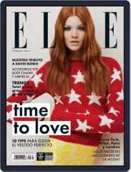 Elle México (Digital) Subscription February 1st, 2016 Issue