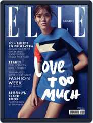 Elle México (Digital) Subscription February 1st, 2015 Issue