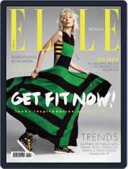 Elle México (Digital) Subscription January 29th, 2015 Issue