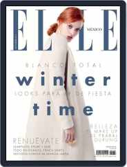 Elle México (Digital) Subscription December 2nd, 2014 Issue