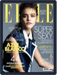 Elle México (Digital) Subscription February 6th, 2014 Issue