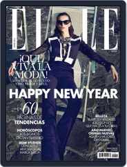 Elle México (Digital) Subscription January 15th, 2014 Issue
