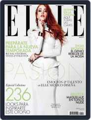Elle México (Digital) Subscription July 29th, 2013 Issue