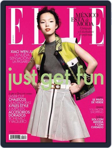 Elle México (Digital) June 26th, 2013 Issue Cover