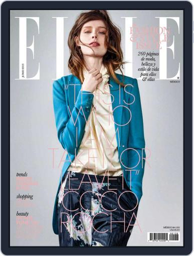 Elle México (Digital) May 28th, 2013 Issue Cover