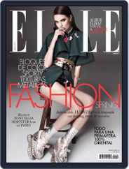 Elle México (Digital) Subscription March 26th, 2013 Issue