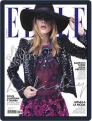 Elle México (Digital) Subscription December 4th, 2012 Issue