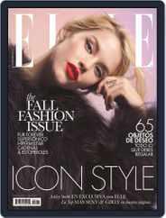 Elle México (Digital) Subscription November 12th, 2012 Issue