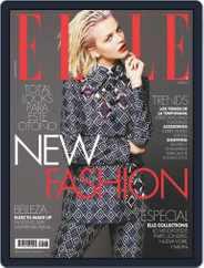 Elle México (Digital) Subscription August 3rd, 2012 Issue